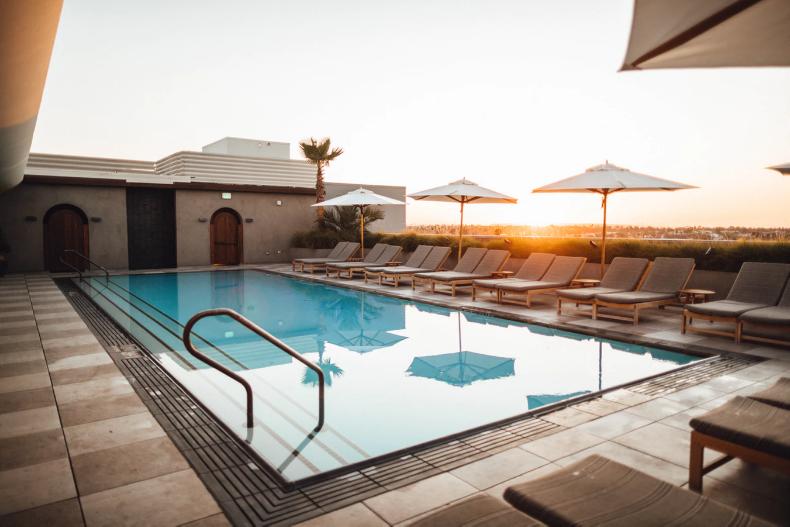 Aktywny tlen – metoda bezchlorowa w basenie